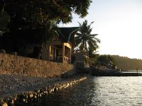 Tamarind Beach in Barangay Ligaya.
