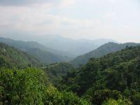 Mountains near Baguio.