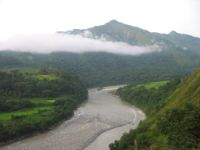 Chico river is one of the biggest rivers in Northern Luzon.
